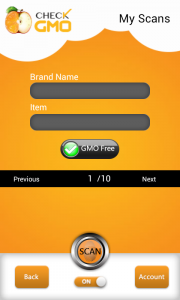 Check GMO Android Version 1.0